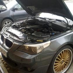BMW 528i 2005г
