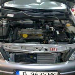 Opel Astra 1.6-16v 1999г