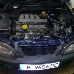 Opel Tigra 1.4-16v 1997г