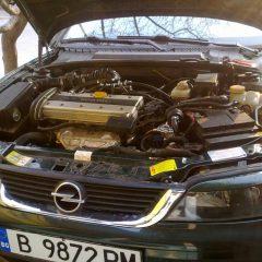 Opel Vectra b 2.0-16v 2000г
