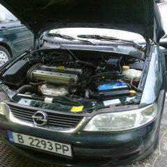 Opel Vektra b 2.0-16v 1999г